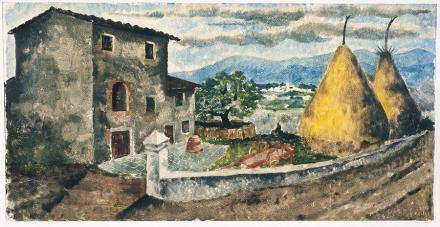 Bacchereto, 1954