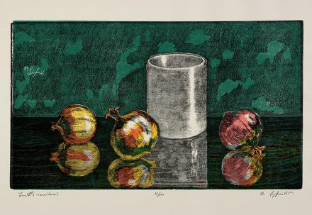 Frutti vanitosi, 1969