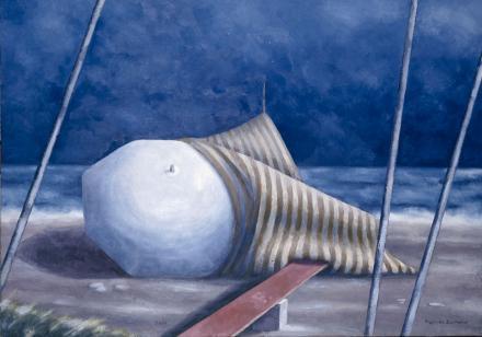 Metamorfosi (olio), 2000