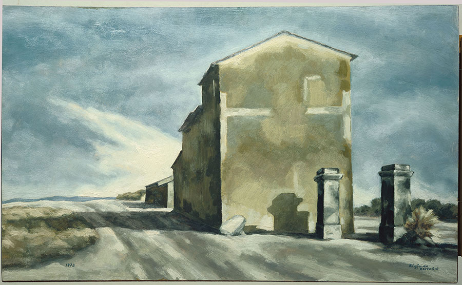 Pilastri, 1970