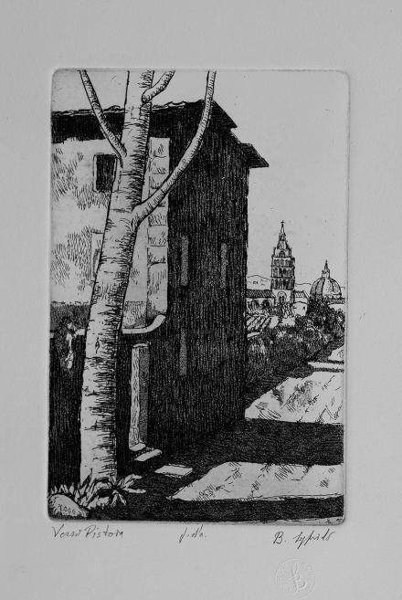 Verso Pistoia, 2006