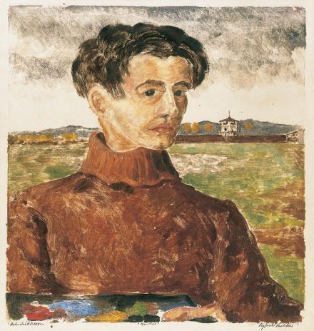 Autoritratto, 1951